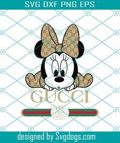 Minnie Mouse Gucci Svg Svgdogs