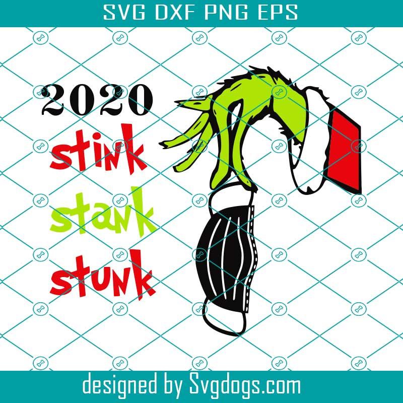 Digital Download 2020 Stink Stank Stunk Pandemic Holiday