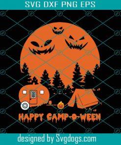 Happy Camp Halloween Svg