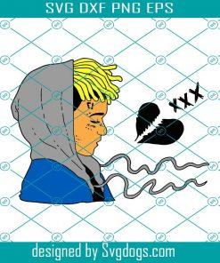 Tentacion Rapper Svg