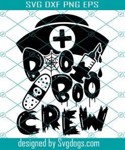 Boo Boo Crew Svg File