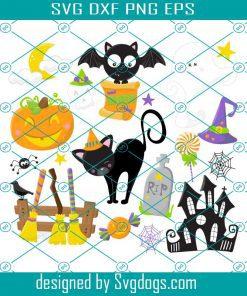 Halloween Bundle Svg