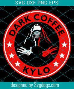 Dark Coffee Svg File