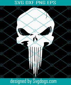 The Punisher Svg