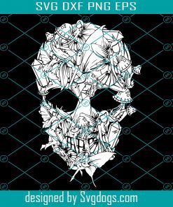 Fairycore Aesthetic Fairy Gothic Skull Fairies Svg