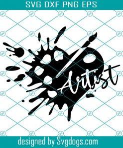 Artist Svg