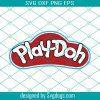 PlayDoh Svg