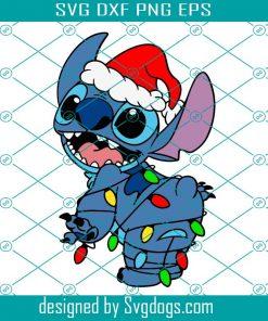 Christmas Stitch Svg