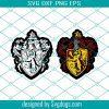 High Detail Lion Uniform Emblem Svg